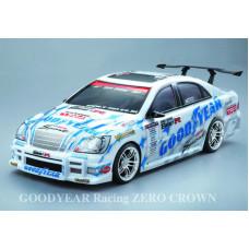 Кузов Goodyear racing zero Crown не окрашенный со спойлерами и комплектом стайлинга
