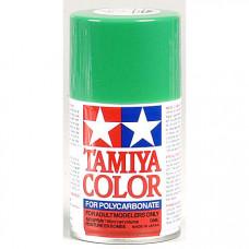 Краска по лексану ярко зеленая PS-25 (100мл)