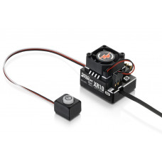 Бесколлекторный сенсорный регулятор Xerun XR10 Stock Spec для автомоделей масштаба 1:10