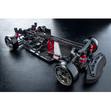 FMX-D Scale FR 2WD Electric Drift Car Chassis KIT 1/10