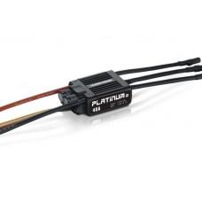 Бесколлекторный регулятор Platinum LV 40A V4 для авиа моделей