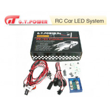RC Car LED System