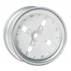 Комплект дисков серии JDM Style, 4 шт., белые