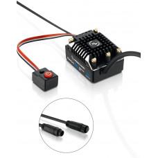 Бесколлекторный сенсорный регулятор Xerun Axe 60A для краулеров масштаба 1/10