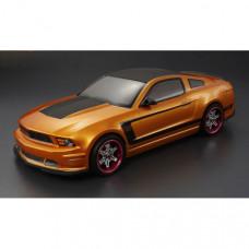 Кузов Mustang Boss 302 не окрашенный с отражателями, спойлером и наклейками