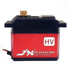 Сервомашинка JX Servo PS-HV9033MG большая для 1/5 аналоговая с металлическими шестернями