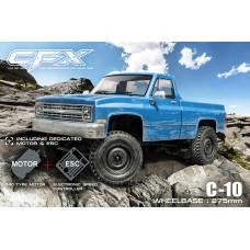 Трофи модель CFX 1/10 4WD High Performance Off-Road Car KIT (w/ESC&motor, C-10)