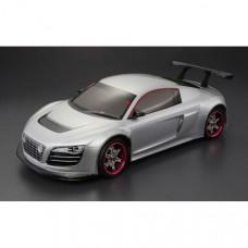 Кузов Audi R8 не окрашенный с отражателями, спойлерами и комплектом стайлинга