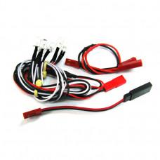 Комплект Ultra Bright F/R LED Light Kit