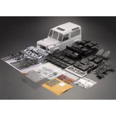 Кузов не окрашенный 1/10 Defender 90 Hard Body Kit DIY Version