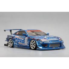 Кузов не окрашенный Team TOYO Silvia S15 Body Set