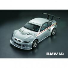 Кузов BMW M3 не окрашенный с отражателями, спойлерами и комплектом стайлинга