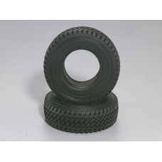 1/10 Detail Scale Rubber Tyre 1.68 inch