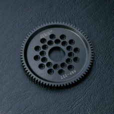 48P Spur gear 77T (machined)