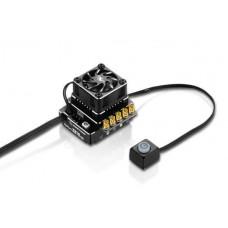 Бесколлекторный сенсорный регулятор Xerun XR10-PRO G2 BLACK для автомоделей масштаба 1:10