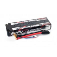Аккумулятор Sunpadow Li-Po 2S1P 5200mAh 45C/90C TRX SLIM Hardcase