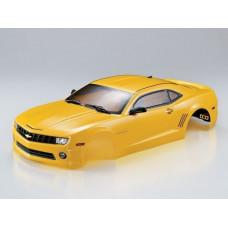 Кузов окрашенный 1/10 Yellow CAMARO 2011