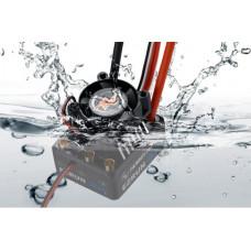Бесколлекторный влагозащищённый регулятор EzRun MAX10 для масштаба 1:10
