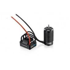 Бесколлекторая бессенсорная влагозащищенная система HobbyWing EZRUN MAX6 4985SL 1650Kv