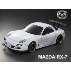 Кузов Mazda RX7 Sport не окрашенный с отражателями, спойлерами и комплектом стайлинга