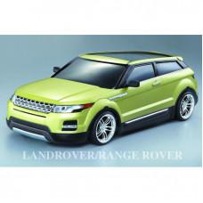Кузов Range Rover Evoque не окрашенный с отражателями, спойлерами и комплектом стайлинга
