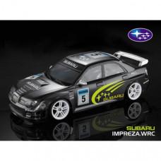 Кузов 1:10 SUBARU IMPREZA WRC не окрашенный с отражателями, набором масок, спойлерами, зеркалами