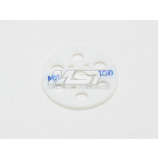MST 64P Spur gear 100T (black)