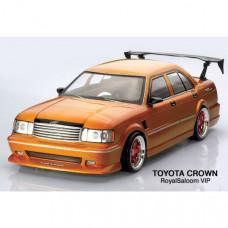 Кузов Toyota Crown Taxi не окрашенный с отражателями, спойлерами и комплектом стайлинга