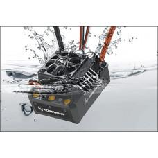 Бесколлекторный бессенсорный регулятор EZRUN MAX6 для шот-корс, багги, touring car, масштаба 1/8 1/6