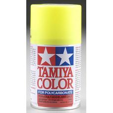 Краска по лексану флуоресцентная желтая PS-27 (100мл)