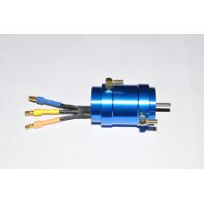 Бесколлекторный бессенсорный мотор SEAKING 2848 SL BLUE