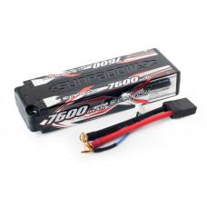 Аккумулятор Sunpadow Li-Po 2S2P 7600mAh 45C/90C TRX Hardcase