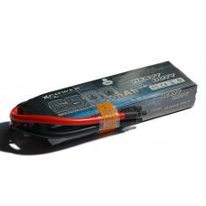 Li-Po Dualsky Heavy Duty soft case 7.4v 6800mAh 35C