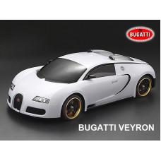 Кузов Bugatti Veyron не окрашенный с отражателями и наклейками