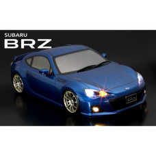Кузов Subaru BRZ не окрашенный