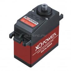 Сервомашинка High voltage цифровая с титановыми шестернями XQ-S4113D