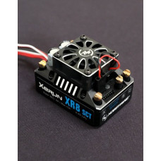 Бесколлекторный сенсорный регулятор XERUN XR8 SCT Black Edition для автомоделей масштаба 1:10/1:8