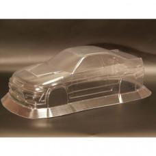 Кузов не окрашенный для моделей 1:10 с набором декалей, штучное производство