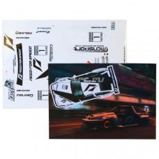 Набор наклеек для моделей Toyota AE86 Darren McNamara and Team Need for Speed to Race Drift (1 лист)