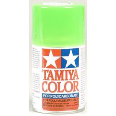 Краска по лексану флуоресцентная зеленая PS-28 (100мл)