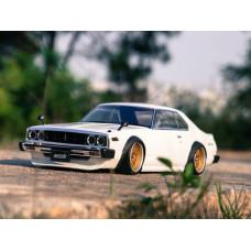 Кузов не окрашенный 1/10 1977 Skyline Hardtop 2000 GT-ES