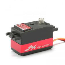 Сервомашинка JX Servo низкопрофильная цифровая с металлическими шестернями PDI-4409MG