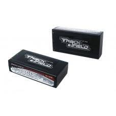 Li-Po Dualsky Hard case Race Edition 7.4v 4000mAh 60C Short