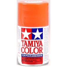 Краска по лексану флуоресцентная красная PS-20 (100мл)