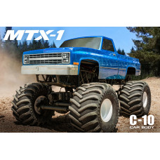 MTX-1 RTR Monster truck (2.4G) (Brushed)