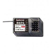 Ресивер цифровой RadioLink R6FG 2.4Ghz 6ch