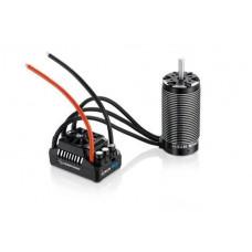 Бесколлекторая бессенсорная влагозащищенная система HobbyWing EZRUN MAX5 56113SL 800Kv