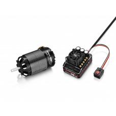 Бесколлекторная сенсорная система Xerun COMBO XR8 PRO 4268SD 1900kv G3 для моделей масштаба 1:8