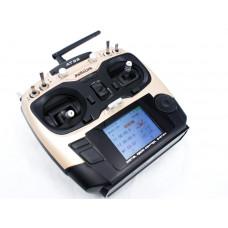 Аппаратура управления RadioLink AT9S 10-ти канальная 2,4 Ghz