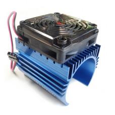Радиатор двигателя с вентилятором - Fan combo C4 (Fan 5010+4465 Heatsink)